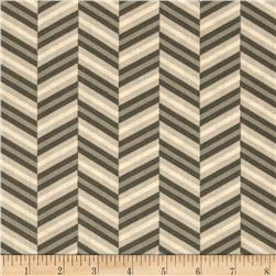 Pop Rox Chevron Brown