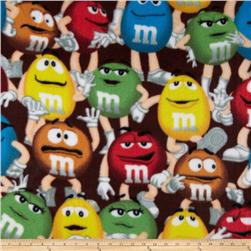 M & M Fleece Funfetti Packed Multi