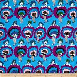 Brandon Mably Spring 2017 You Can Can Blue