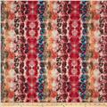 Premier Prints Mali Poppy/Birch