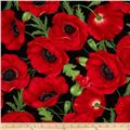 Poppies Large Poppy Red