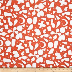Lizzy House Printmaking Brisbane Red