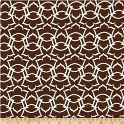 Peralta Floral Brown