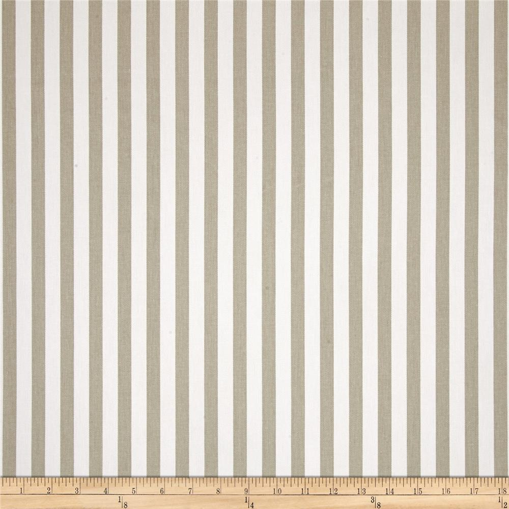 Premier Prints Basic Stripe Twill Tan