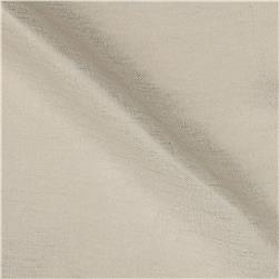 Roma Hanky Metallic Linen Gold on Ivory