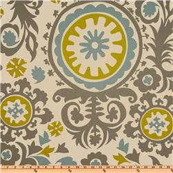 Premier Prints Suzani Summerland/Natural