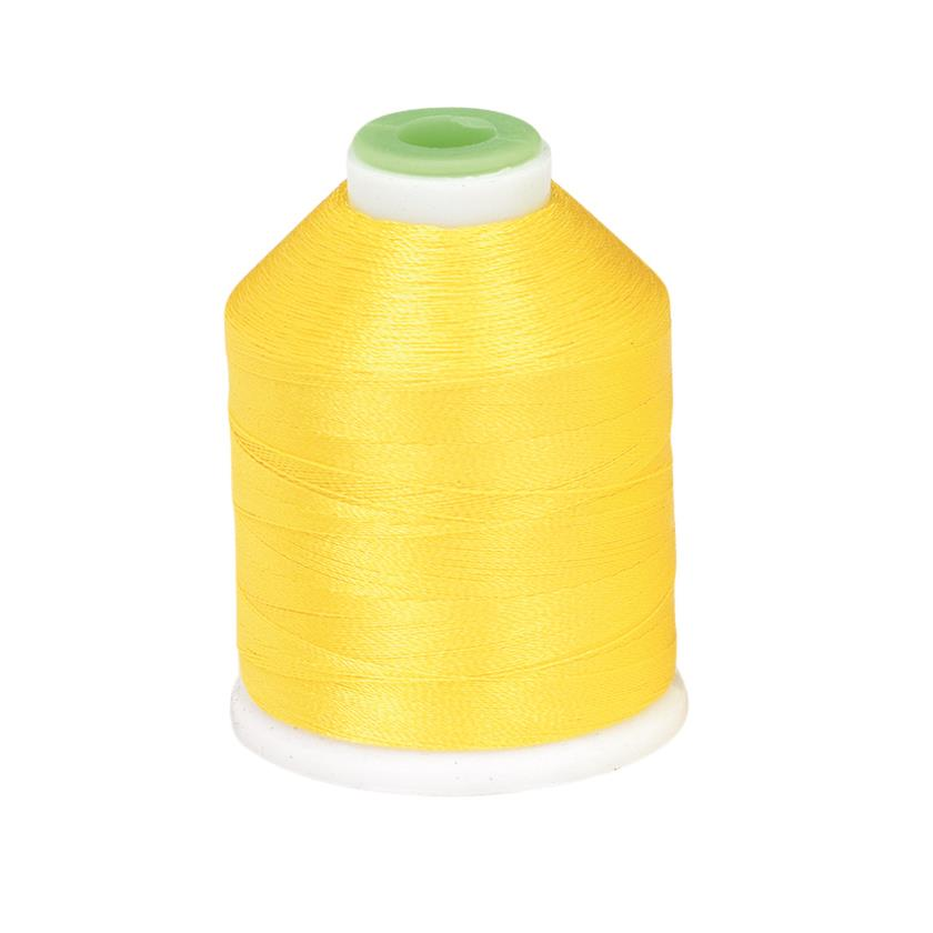 Coats & Clark Trilobal Embroidery Thread 1100 Yds. Sun Yellow
