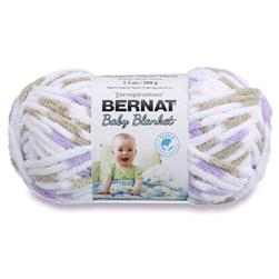 Bernat Baby Blanket Yarn (03113) Little Lilac Dove