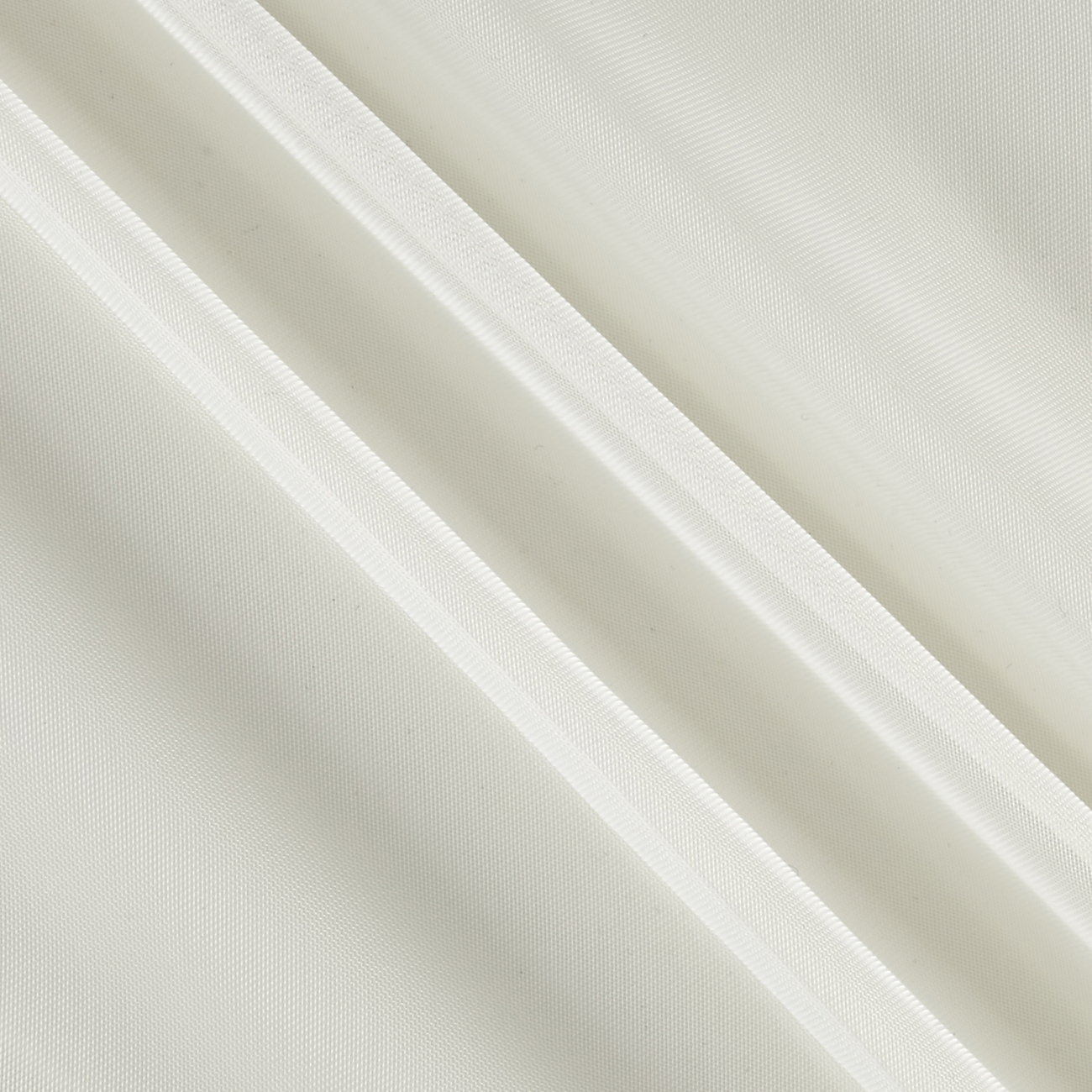 120'' Sheer Voile Ivory Fabric by Ben in USA