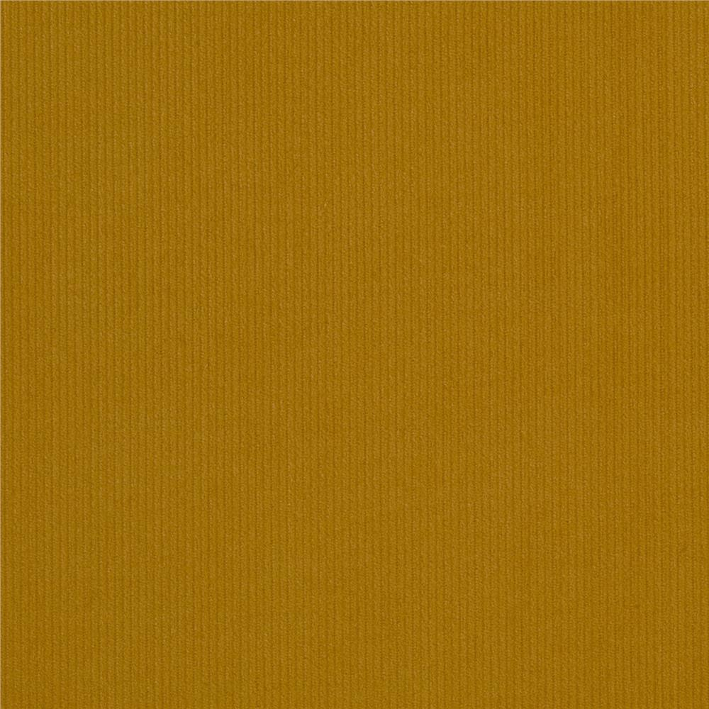 Kaufman 21 wale corduroy ginger discount designer fabric for Fabric purchase