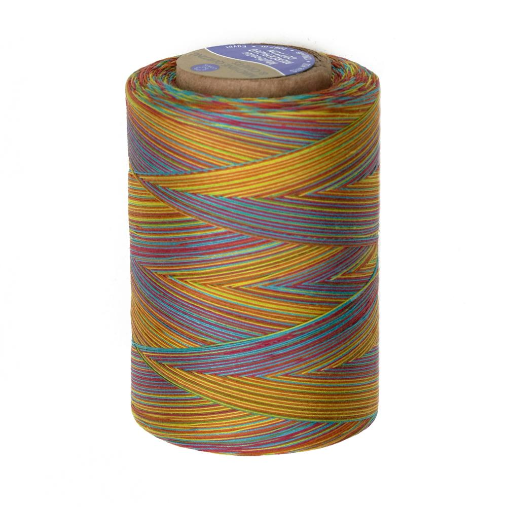 Coats & Clark Star Mercerized Cotton Quilting Thread Multicolor Thread 1200 Yd. Gumballs