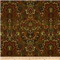 Regency Paisley Burgundy