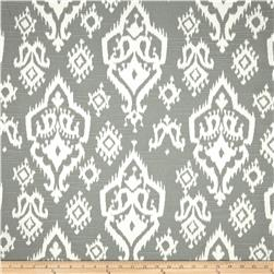 Premier Prints Raji Slub Ash Grey Fabric