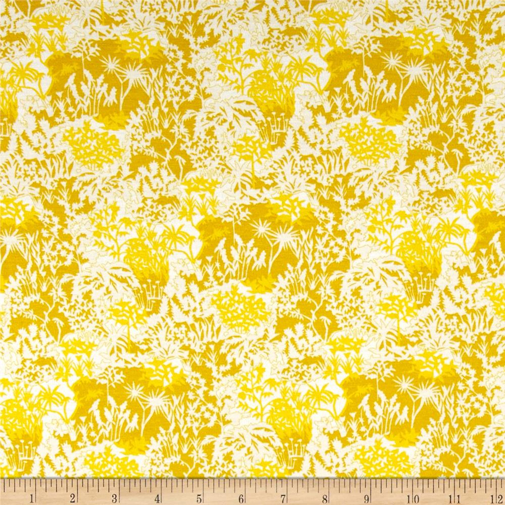 Liberty of London Dufour Jersey Knit Paper Garden