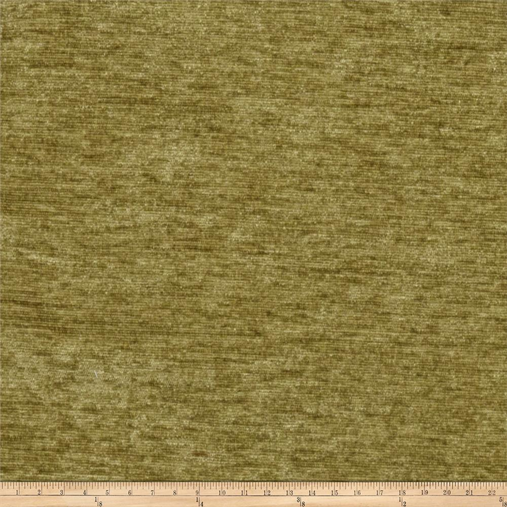 Trend 02148 Chenille Green Apple