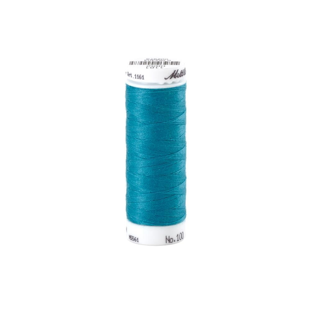 Mettler Polyester All Purpose Thread 50wt 164YDS Truly Teal