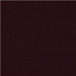 All American Interlock Knit Maroon