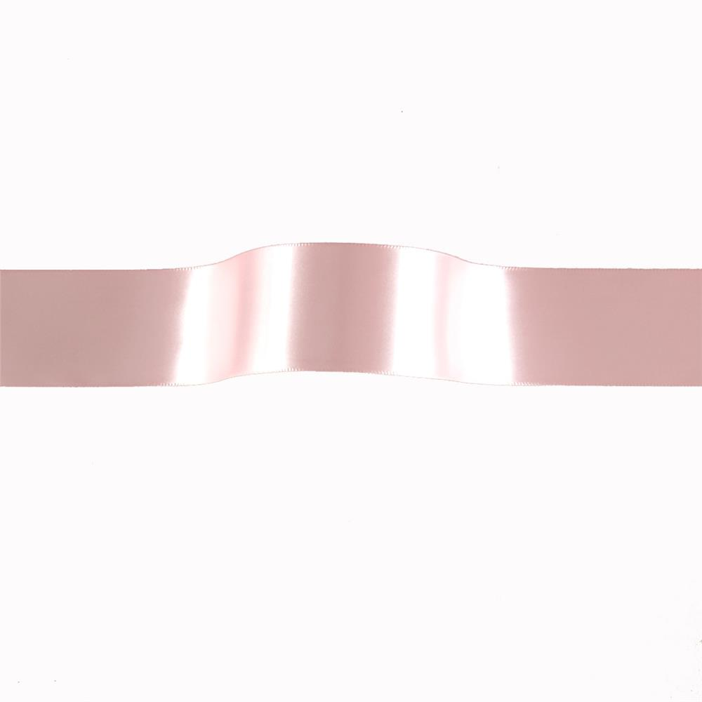 1 1/2'' Offray Single Face Satin Ribbon Pink