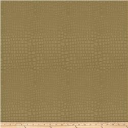 Fabricut Great Escape Faux Leather Moss