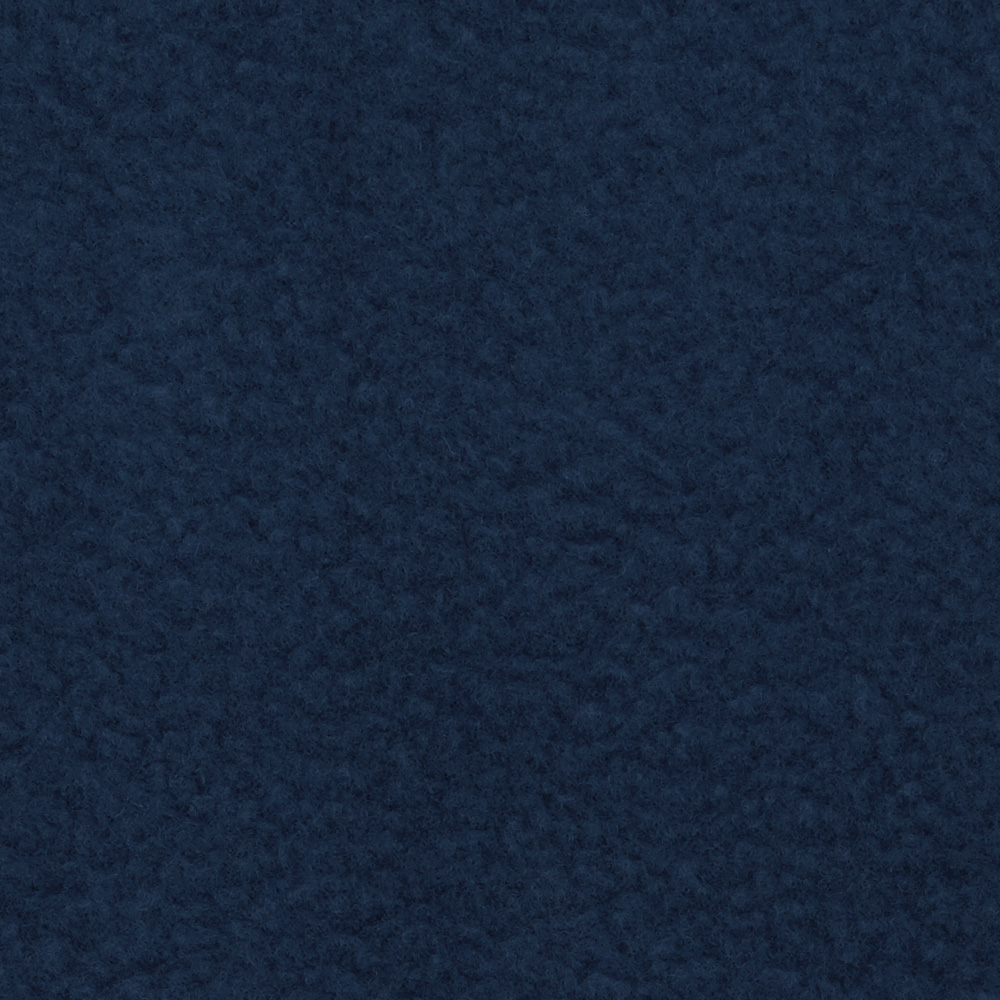 Wintry Fleece Midnight Navy Fabric