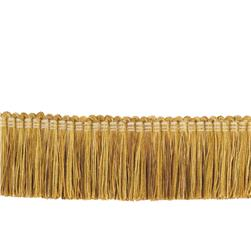 "Trend 2"" 02868 Brush Fringe Gold"