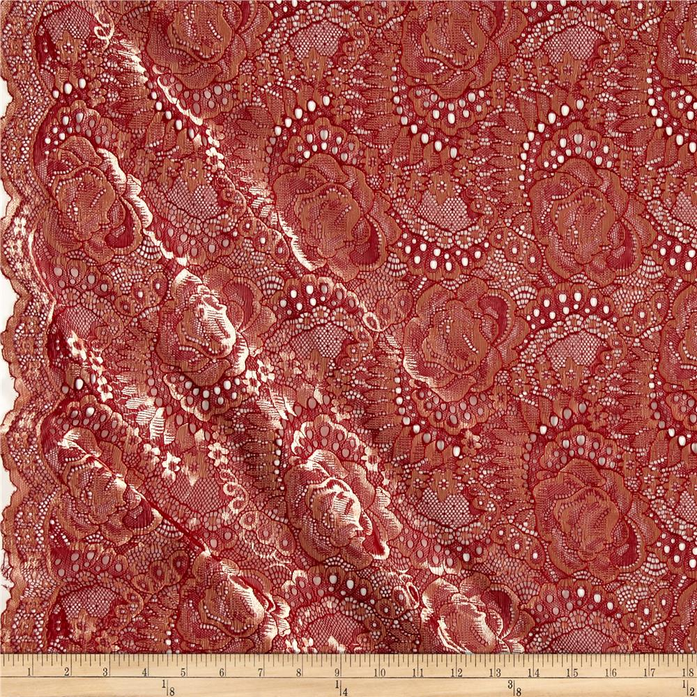 Telio Kala Lace Red/Gold