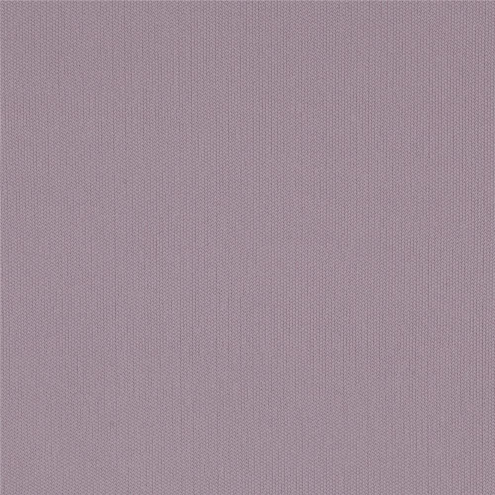 Designer Polyester Single Knit Mauve