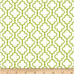 Kaufman Metro 108 In. Wide Back Tile Lime
