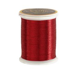Superior Metallic Thread 500yds Red