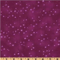 Laurel Burch Basics Star Fuchsia