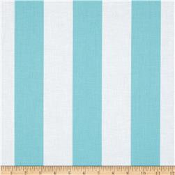 Riley Blake 2'' Stripe Aqua