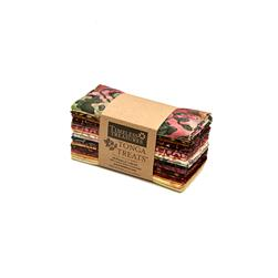 "Timeless Treasures Tonga Batik Vineyard 6"" Strip Pack"