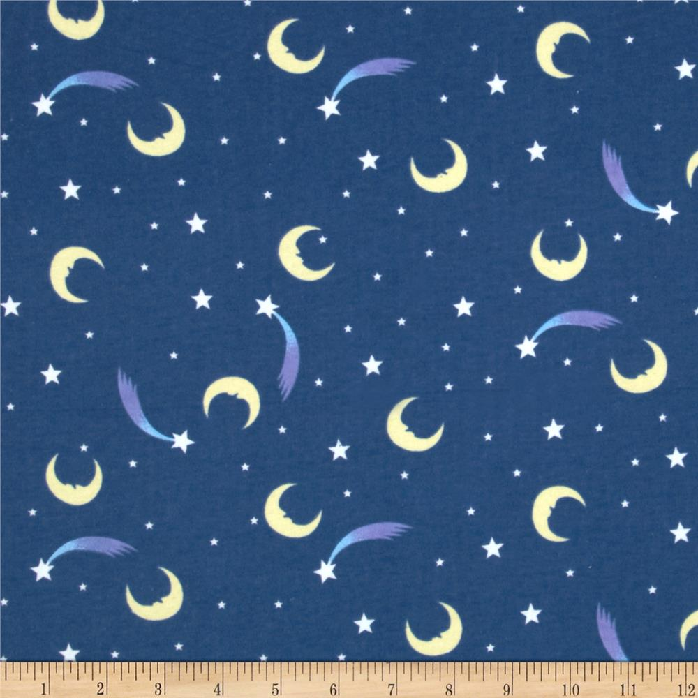 Object moved for Moon and stars fabric