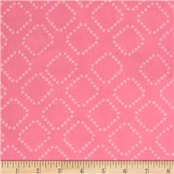 Indah Batiks Dotty Diamonds Bubblegum