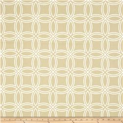 Largo Acrylic Indoor/Outdoor Circles Linen