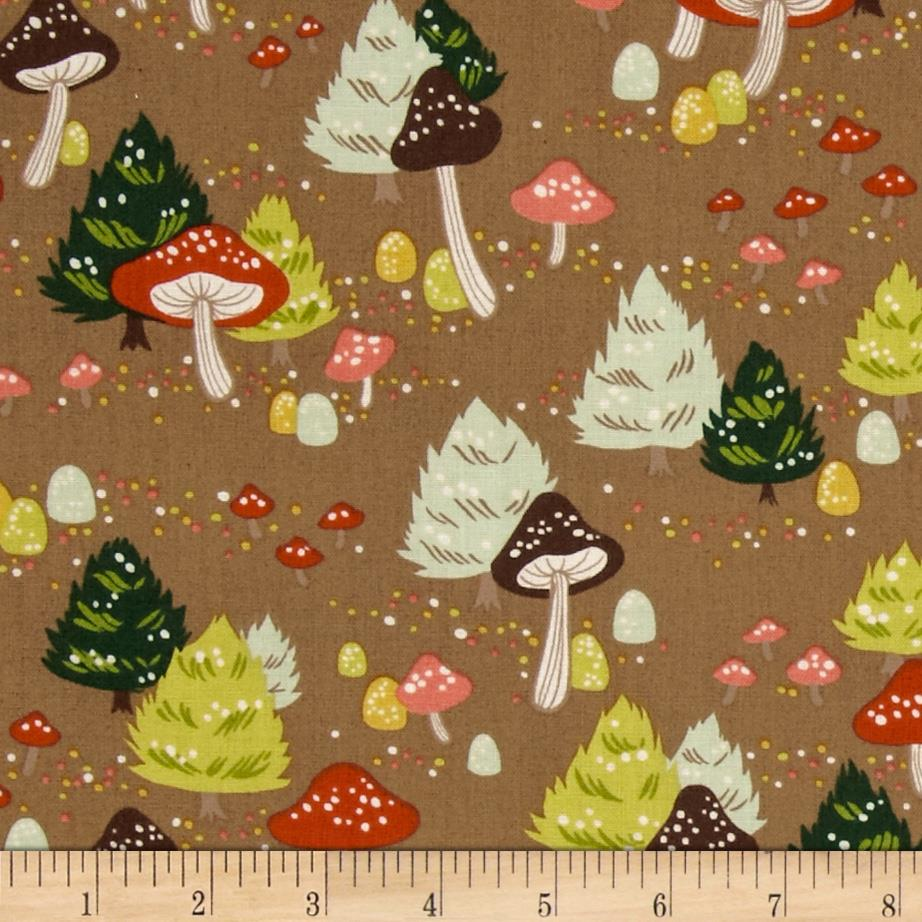 Christmas Time North Pole Mushroom Cocoa