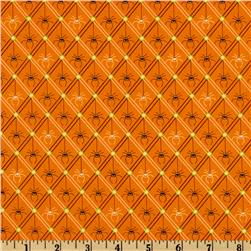 Legend of Webb Hill Diagonal Spider Stripe Orange