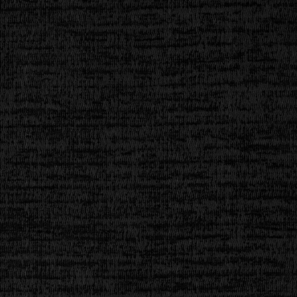Ramtex Empress Textured Velvet Black