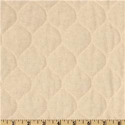 Quilted Osnaburg Natural