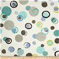 Contempo Cachet Bubbles Green/Grey