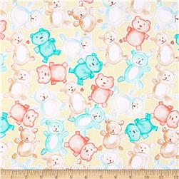 Cutie Pies & Lullabies Bears Mint
