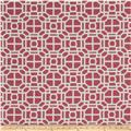 Jaclyn Smith 02602 Berkley Jacquard Redbud