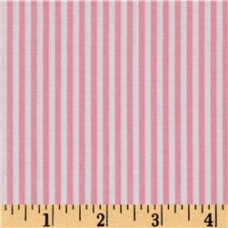 "Riley Blake 1/8"" Stripes Hot Pink"