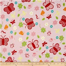 Bugsy Bug Toss Pink