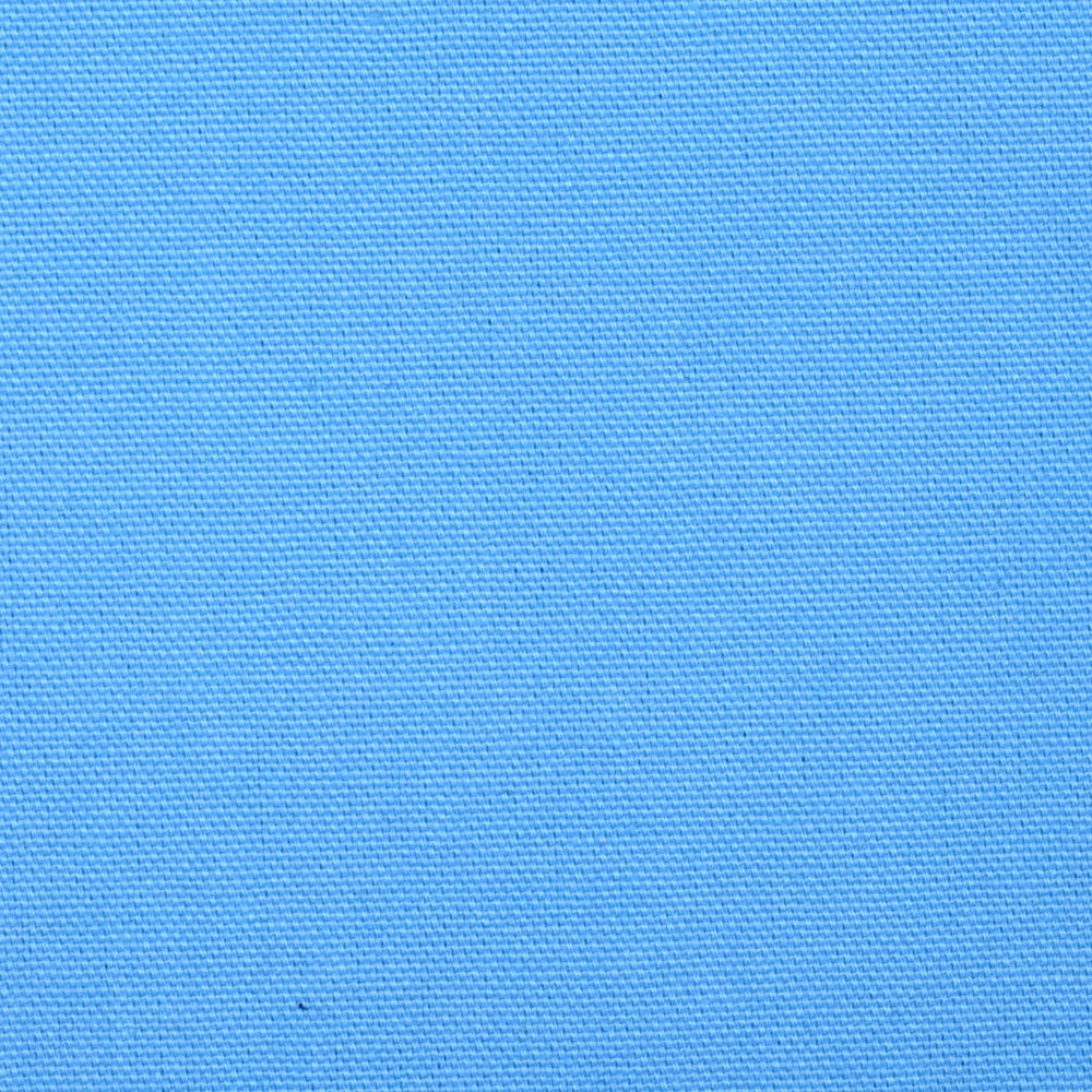 9 oz. Organic Cotton Duck Ice Blue Fabric by Carr in USA