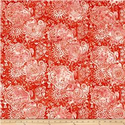 Bali Batiks Handpaints Graphic Floral Singapore
