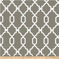World Wide Cities Grey Fabric