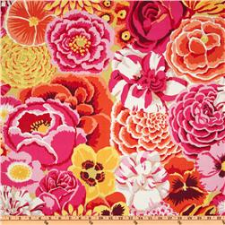 Kaffe Fassett Bekah Orange Fabric
