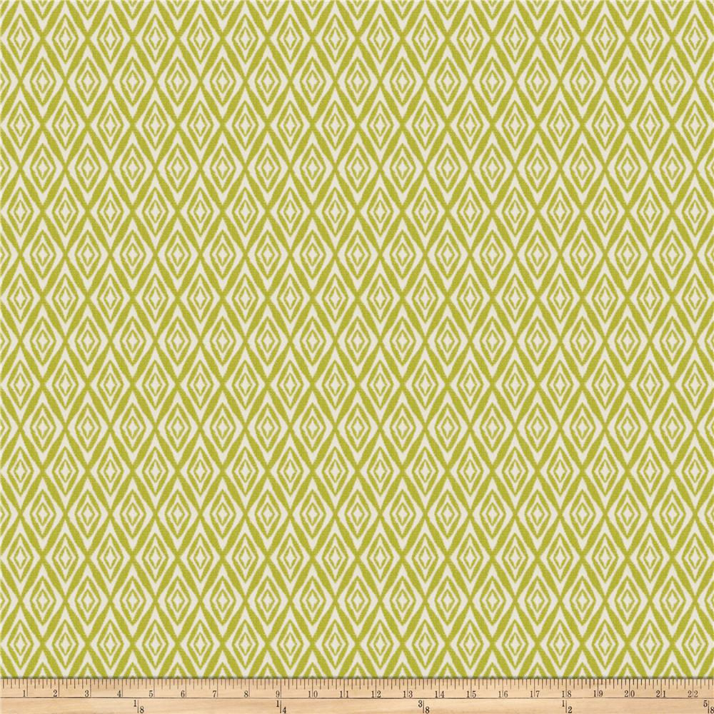 Fabricut Teff Diamond Lime