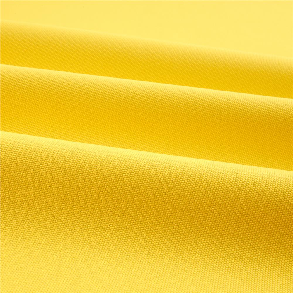Kaufman Big Sur Canvas Solid Yellow